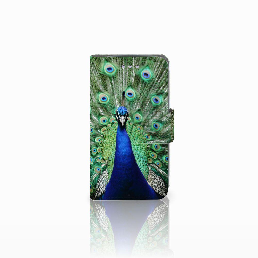 Samsung Galaxy S3 Mini Boekhoesje Design Pauw