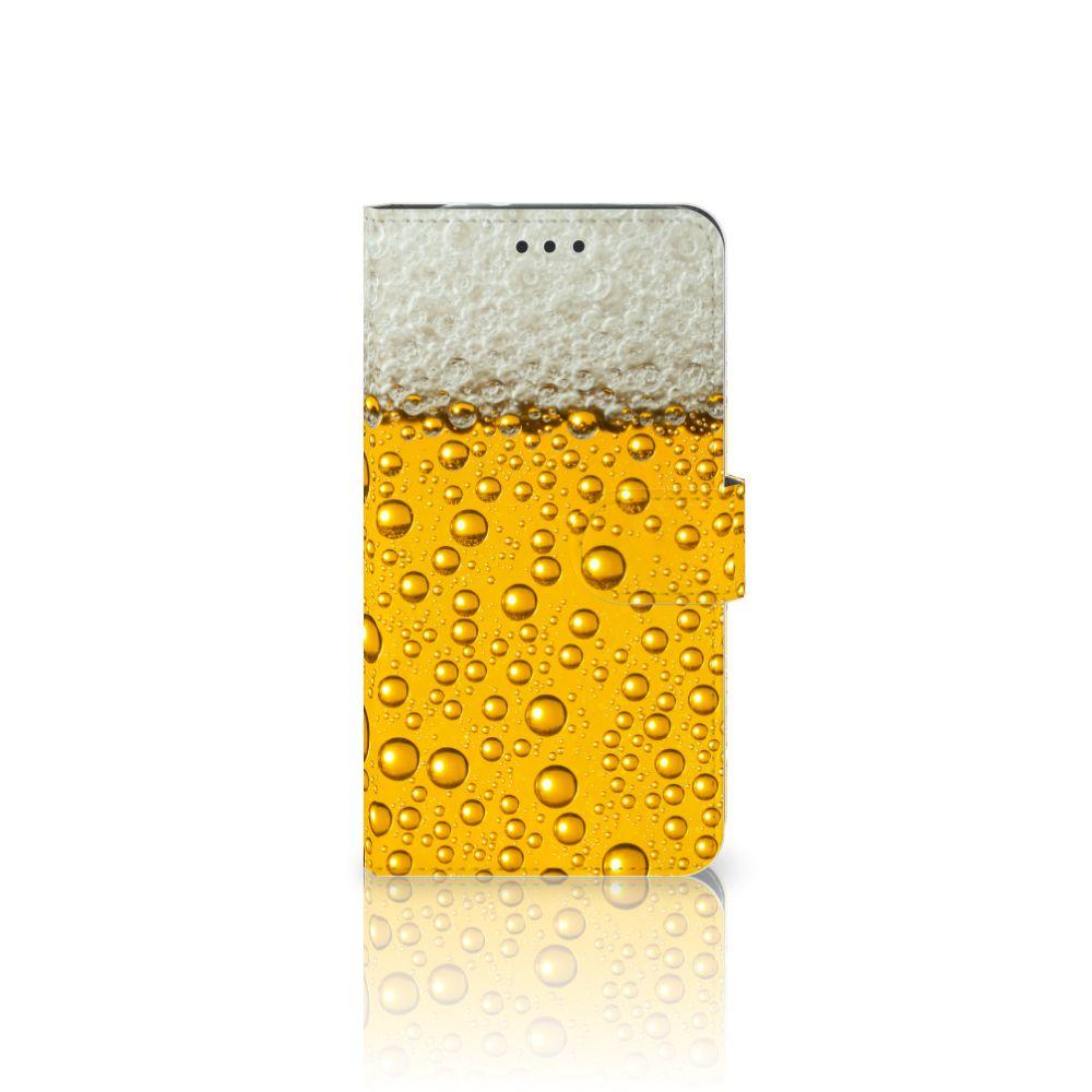 Motorola Moto Z2 Force Uniek Boekhoesje Bier