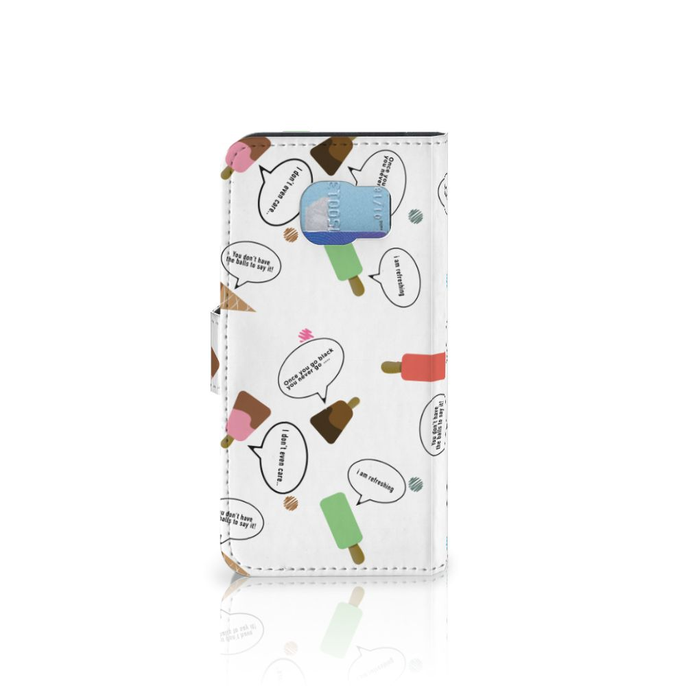 Samsung Galaxy S6 | S6 Duos Book Cover IJsjes