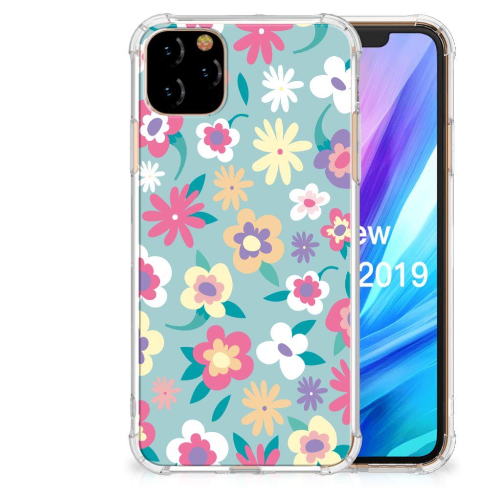 Apple iPhone 11 Pro Max Case Flower Power