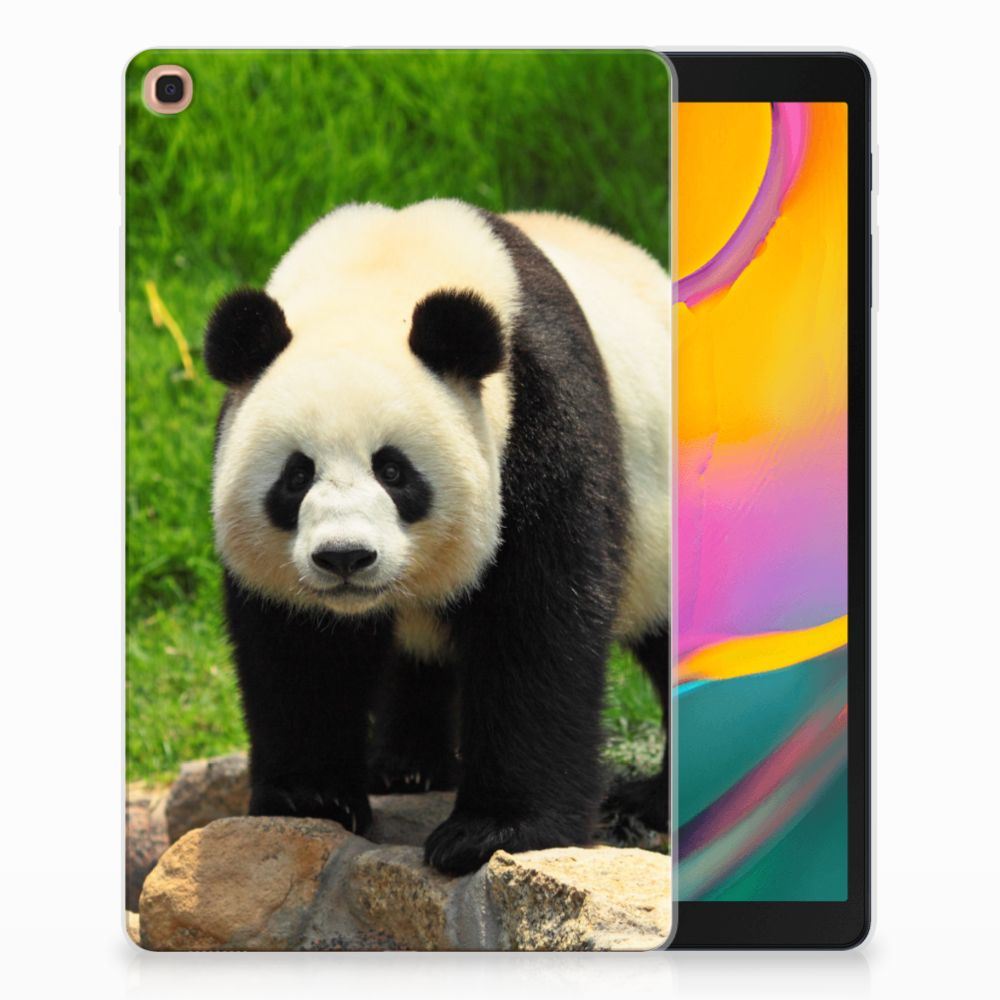 Samsung Galaxy Tab A 10.1 (2019) Back Case Panda