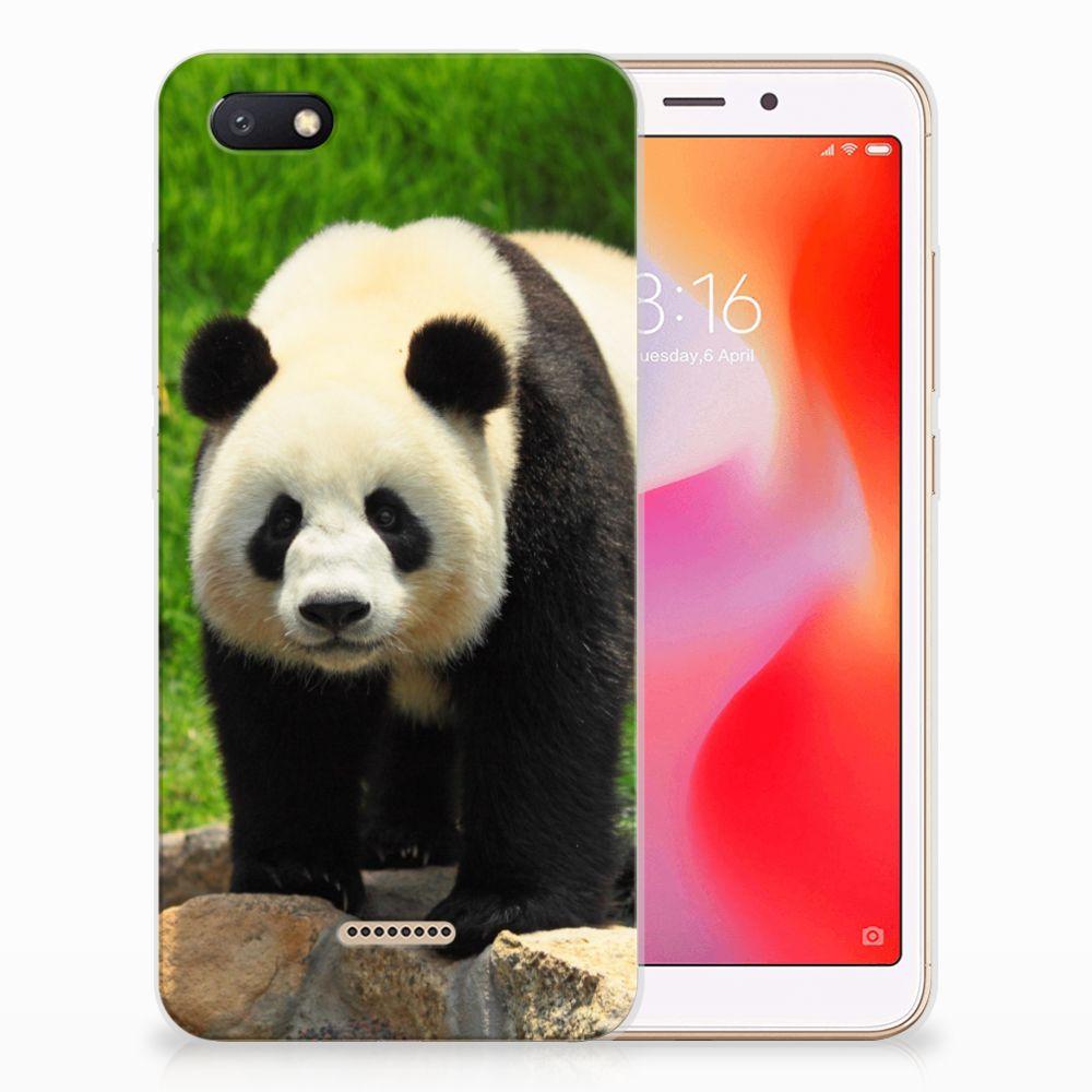 Xiaomi Redmi 6A TPU Hoesje Panda