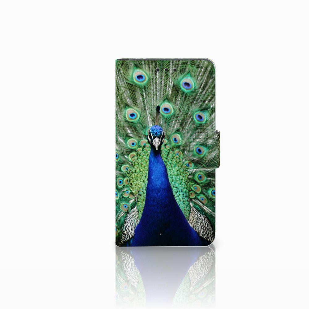 Huawei Y6 Pro 2017 Boekhoesje Design Pauw