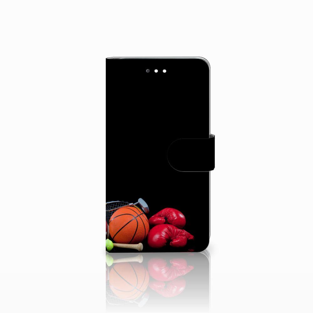 Huawei Ascend G7 Boekhoesje Design Sports