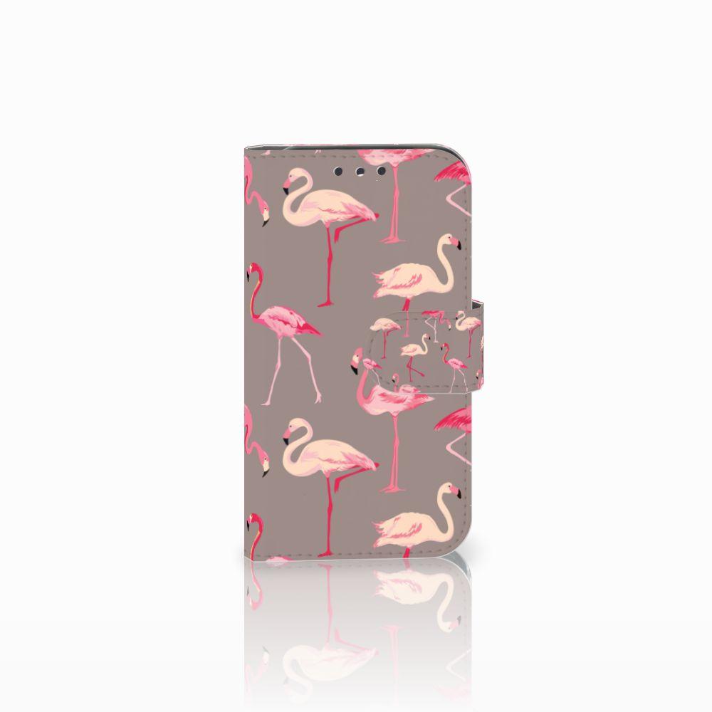 Lenovo B Uniek Boekhoesje Flamingo