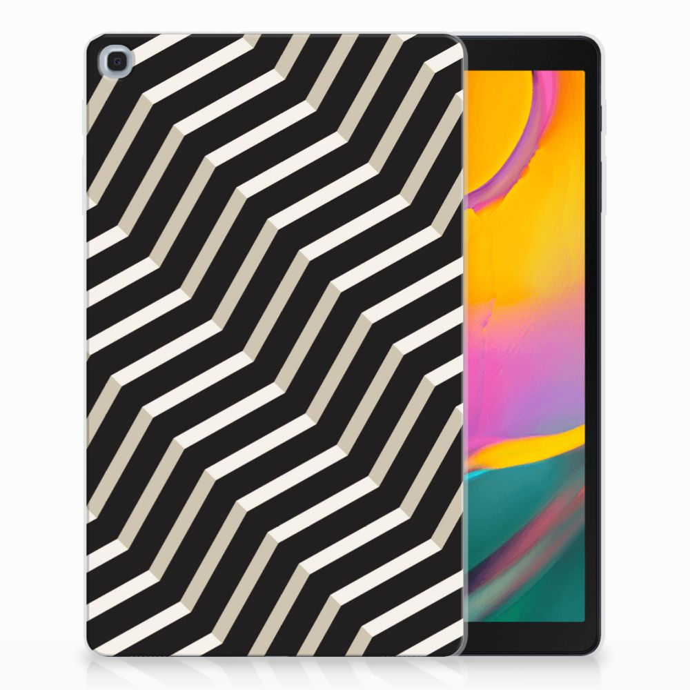 Samsung Galaxy Tab A 10.1 (2019) Back Cover Illusion