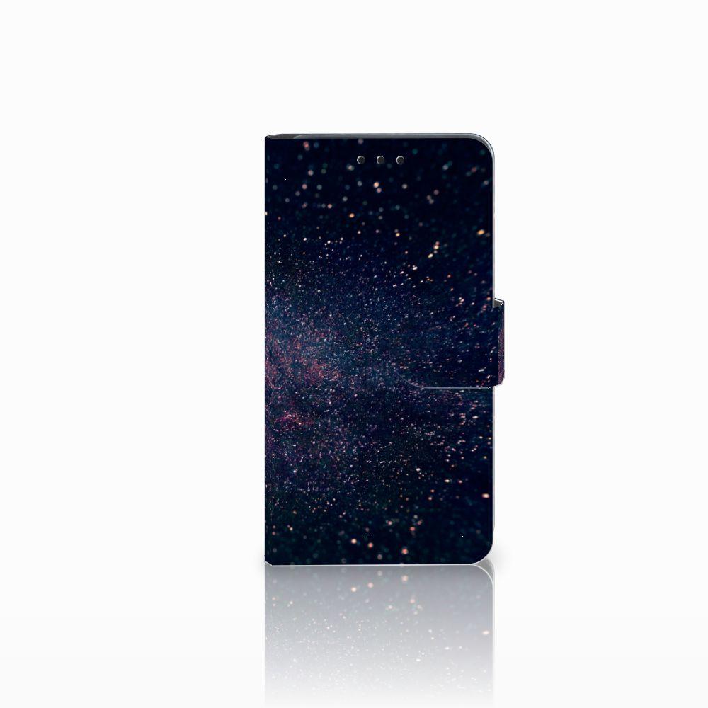 Huawei Y6 Pro 2017 Boekhoesje Design Stars