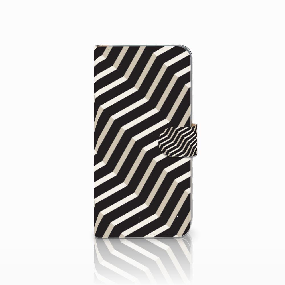 HTC Desire 10 Pro Bookcase Illusion
