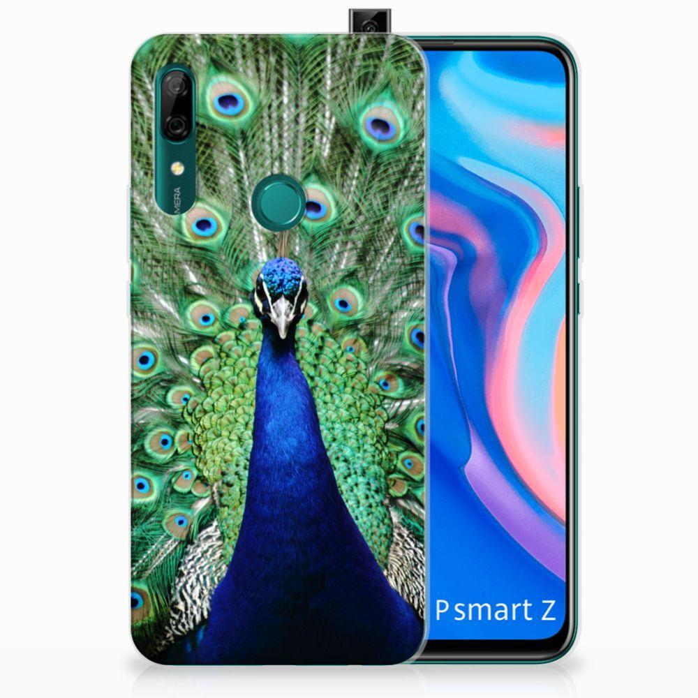 Huawei P Smart Z TPU Hoesje Pauw