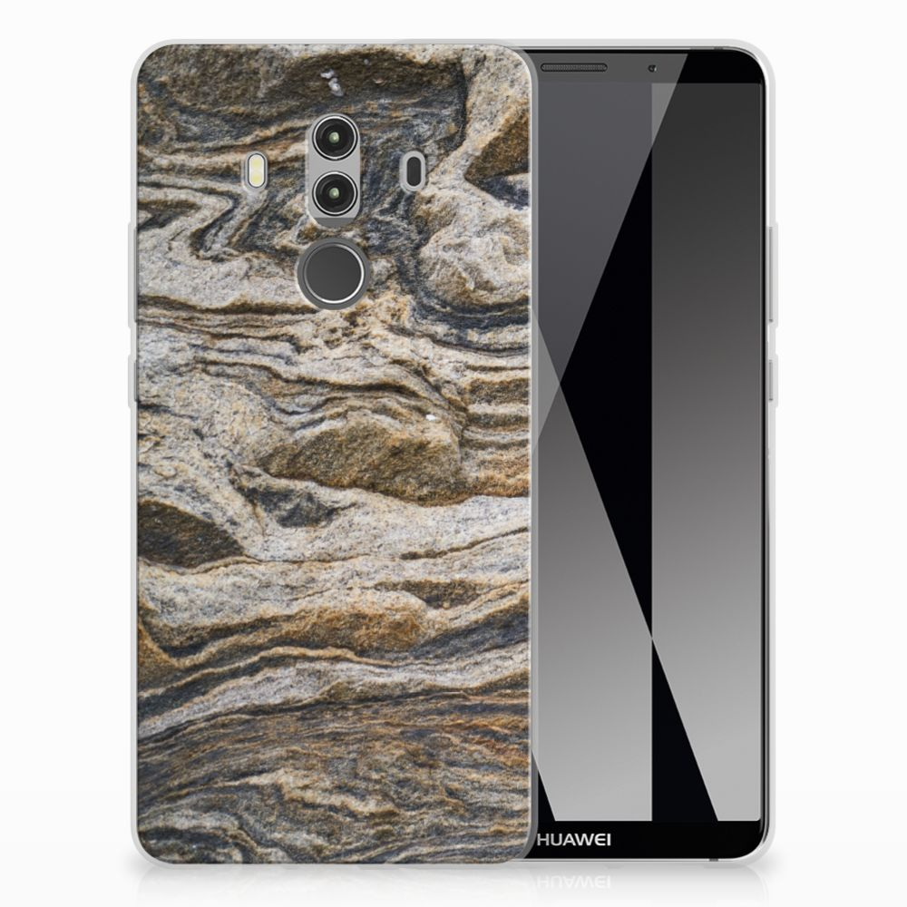 Huawei Mate 10 Pro TPU Siliconen Hoesje Steen
