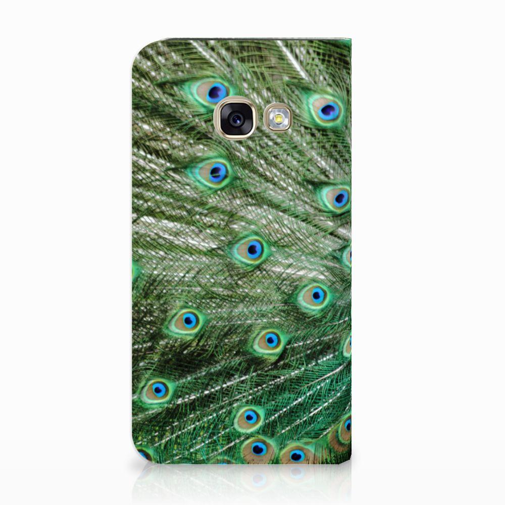 Samsung Galaxy A3 2017 Standcase Hoesje Design Pauw