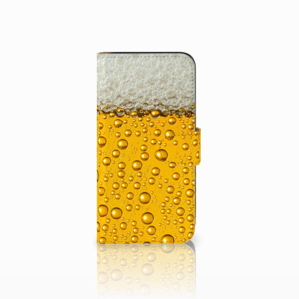 Samsung Galaxy E5 Uniek Boekhoesje Bier