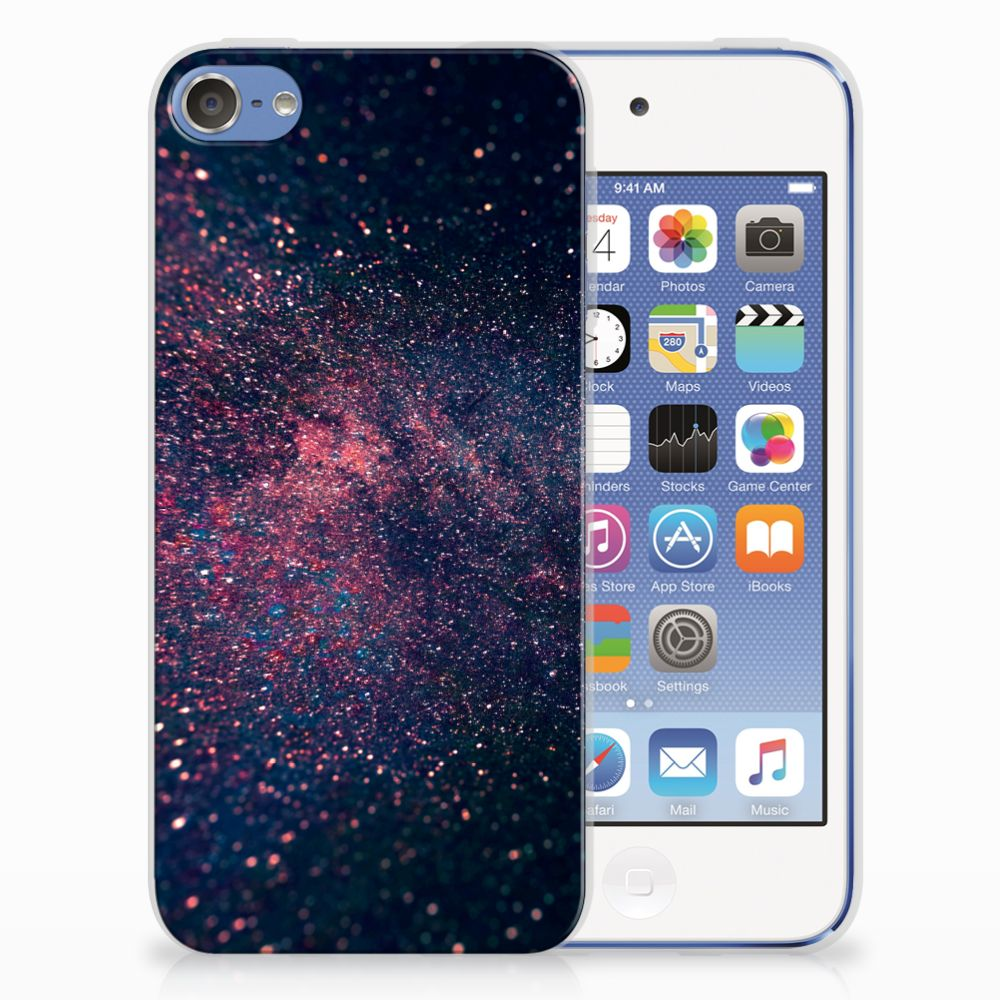 Apple iPod Touch 5 | 6 TPU Hoesje Stars