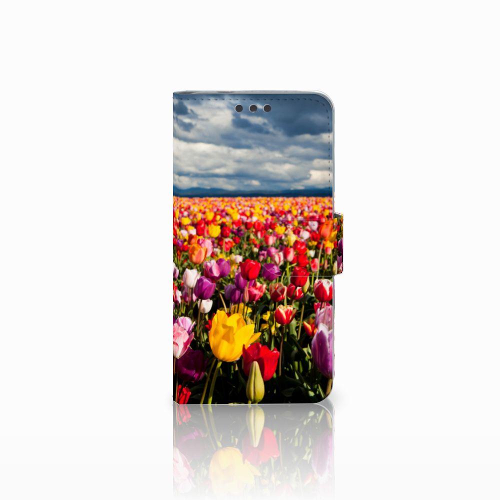 Microsoft Lumia 650 Uniek Boekhoesje Tulpen