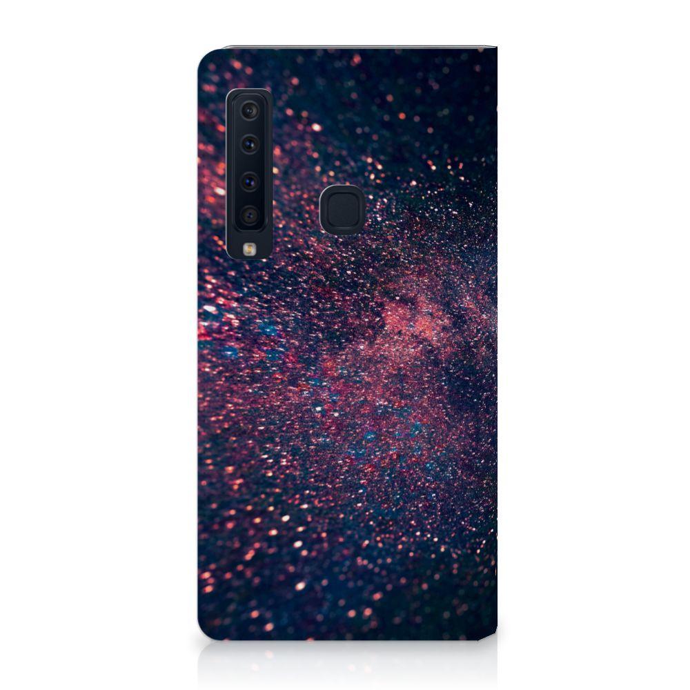 Samsung Galaxy A9 (2018) Standcase Hoesje Design Stars