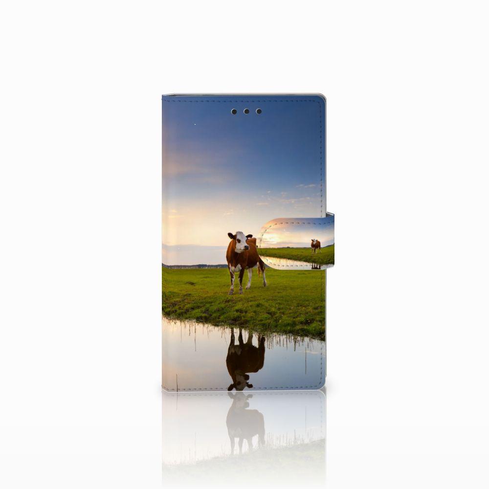 Sony Xperia L2 Boekhoesje Design Koe