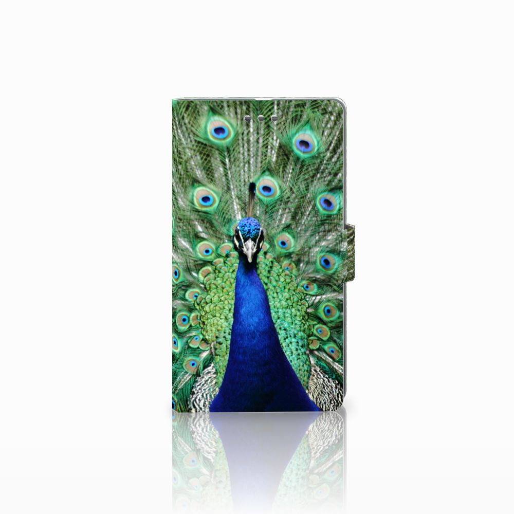 Microsoft Lumia 950 XL Boekhoesje Design Pauw