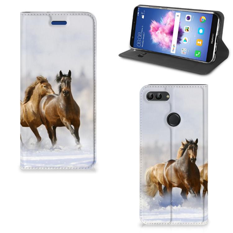 Huawei P Smart Hoesje maken Paarden