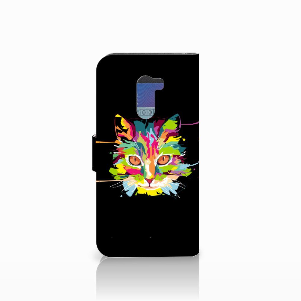 Xiaomi Pocophone F1 Leuke Hoesje Cat Color