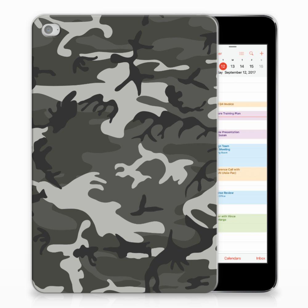 Apple iPad Mini 4 | Mini 5 (2019) Hippe Hoes Army Light