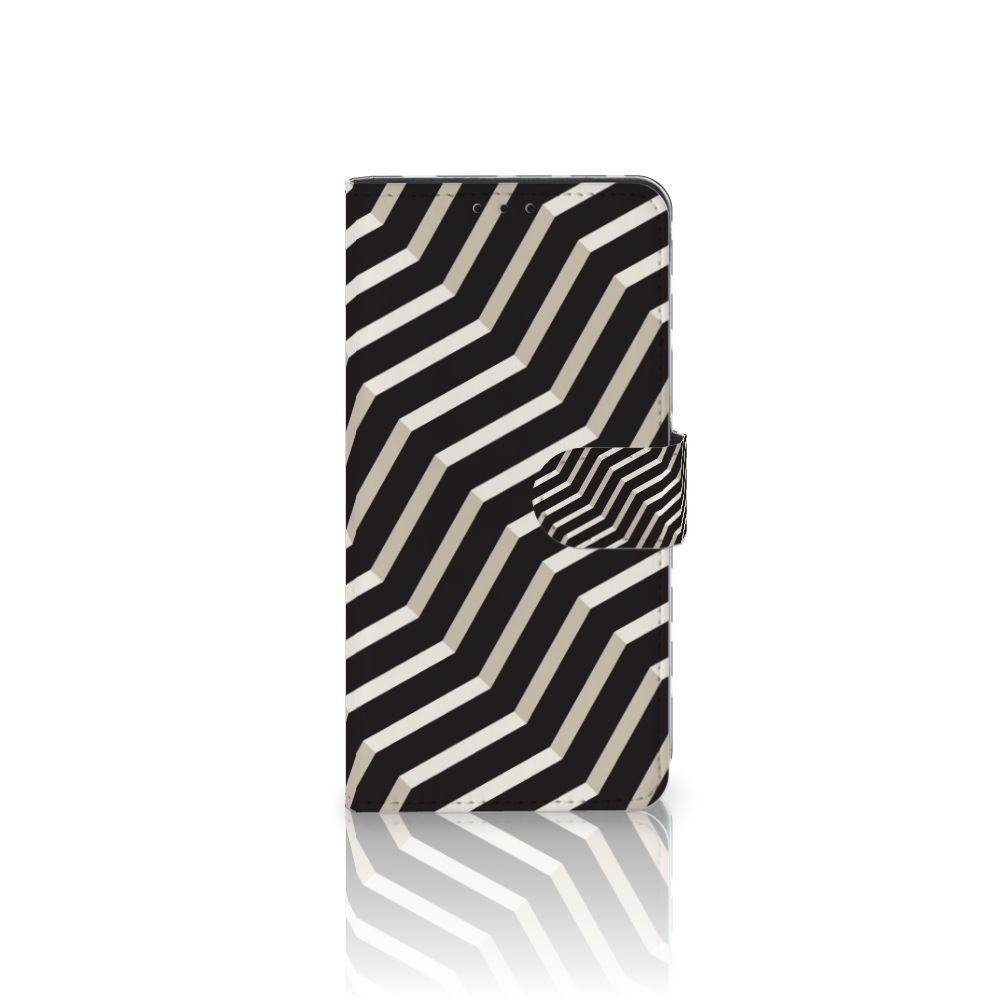 Samsung Galaxy J4 Plus (2018) Bookcase Illusion