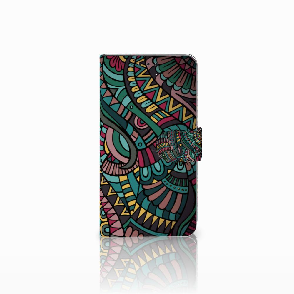 Huawei Honor 6X Boekhoesje Design Aztec