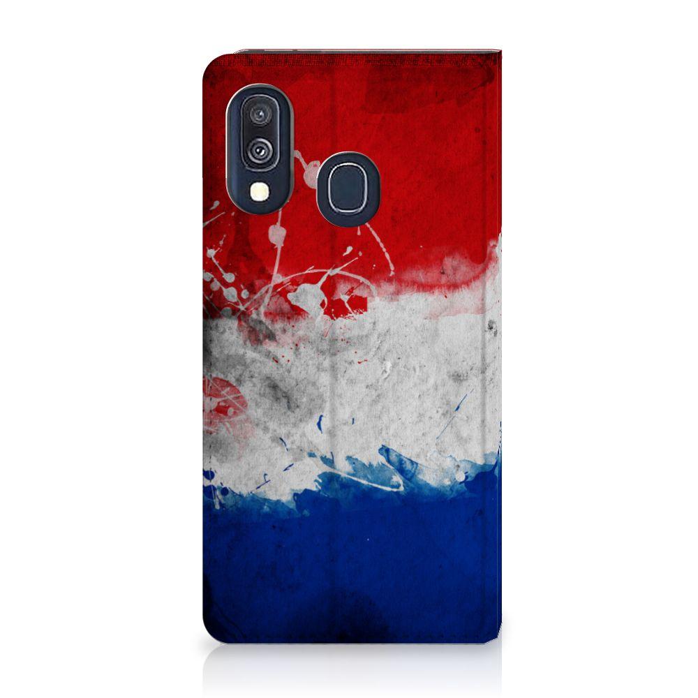 Samsung Galaxy A40 Standcase Nederland