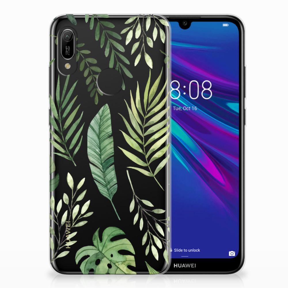 Huawei Y6 2019 | Y6 Pro 2019 TPU Case Leaves
