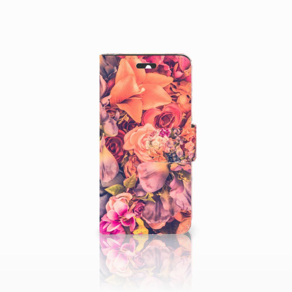 Huawei Ascend Y550 Boekhoesje Design Bosje Bloemen
