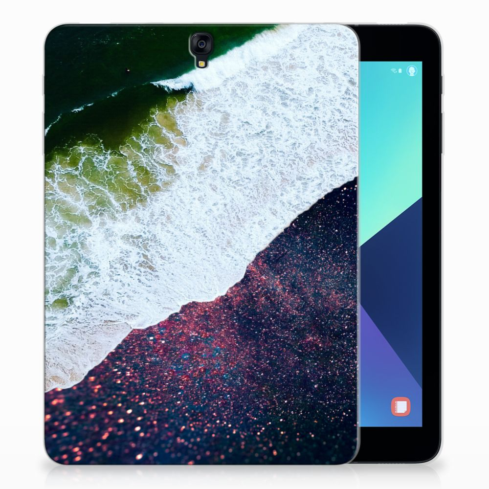 Samsung Galaxy Tab S3 9.7 Back Cover Sea in Space