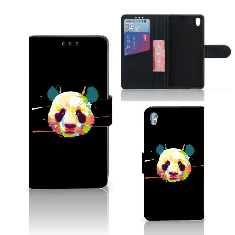 Sony Xperia Z5 | Z5 Dual Leuke Hoesje Panda Color