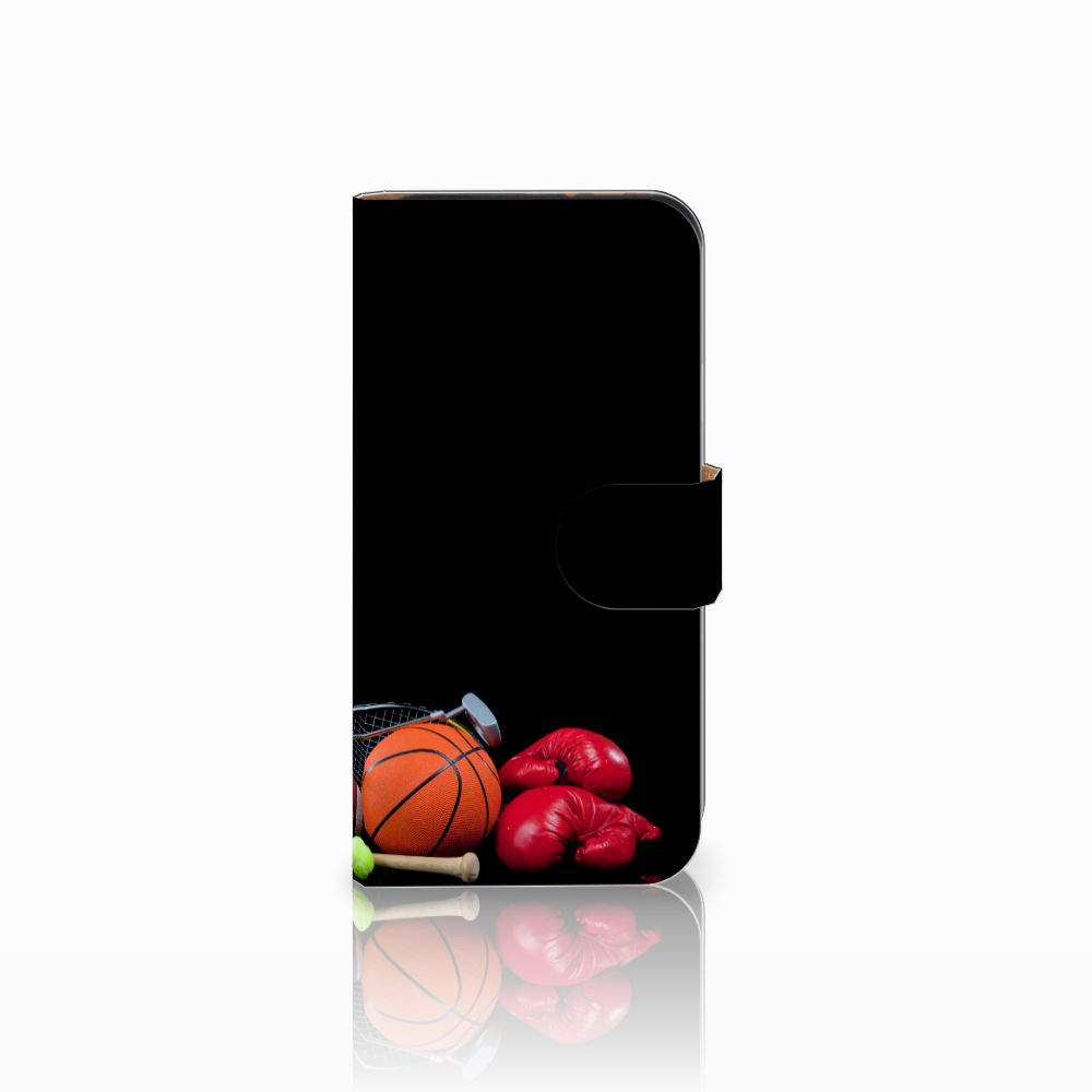 HTC One Mini 2 Boekhoesje Design Sports