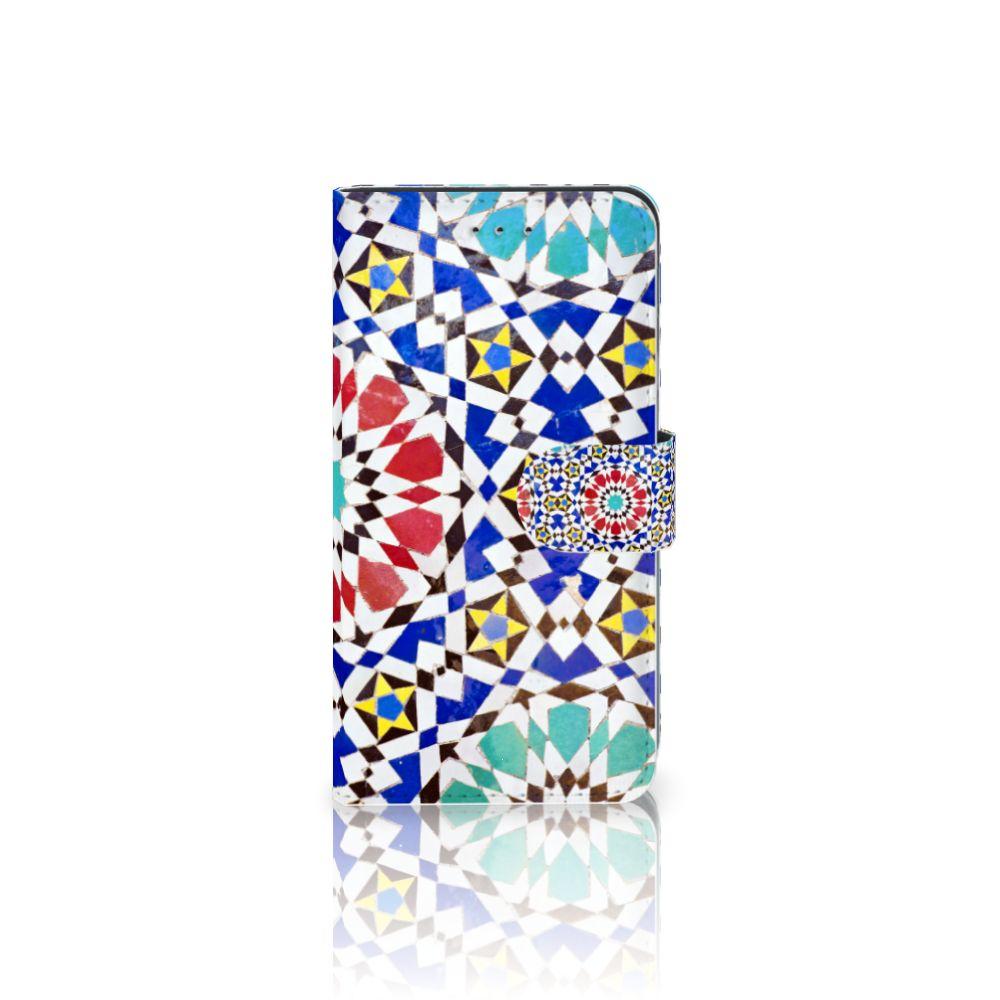 Samsung Galaxy J4 2018 Boekhoesje Design Mozaïek