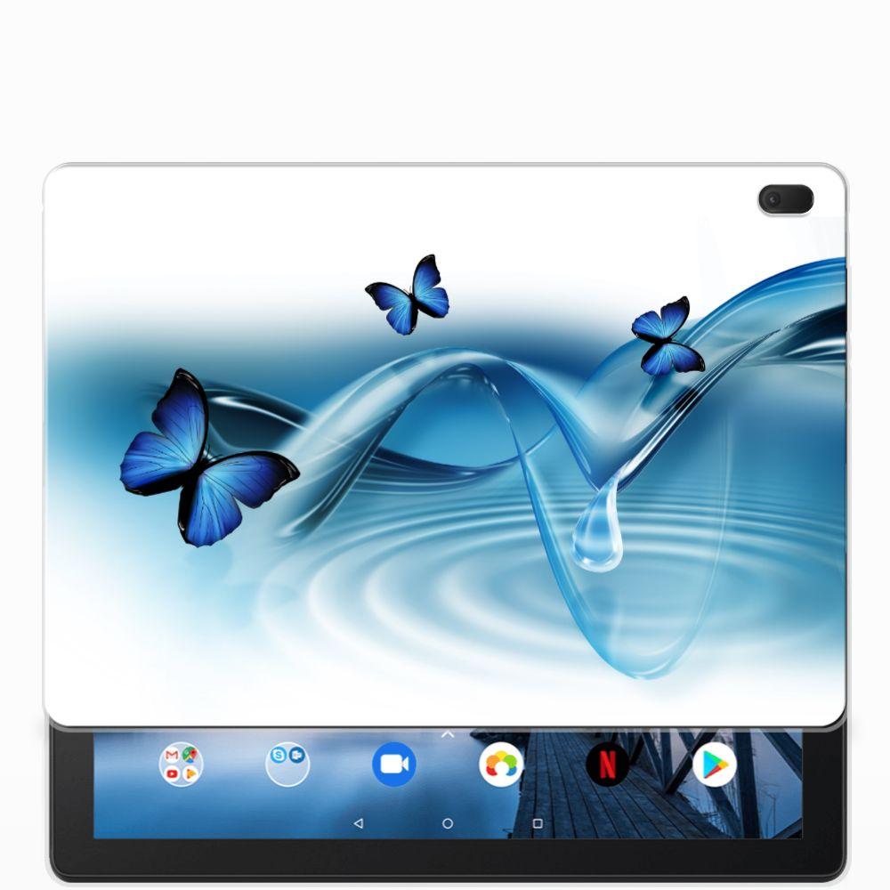 Lenovo Tab E10 Back Case Vlinders