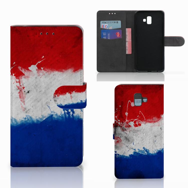 Samsung Galaxy J6 Plus (2018) Bookstyle Case Nederland