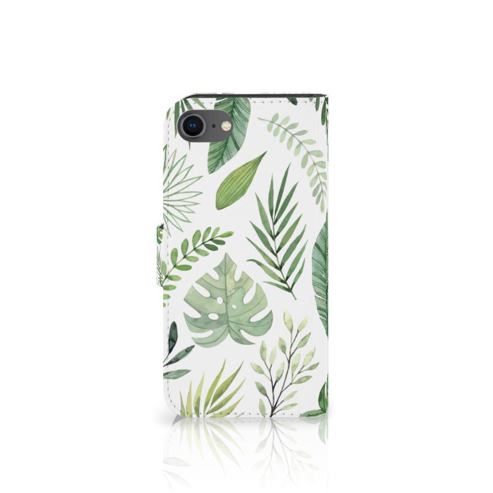 iPhone 7   8   SE (2020) Hoesje Leaves