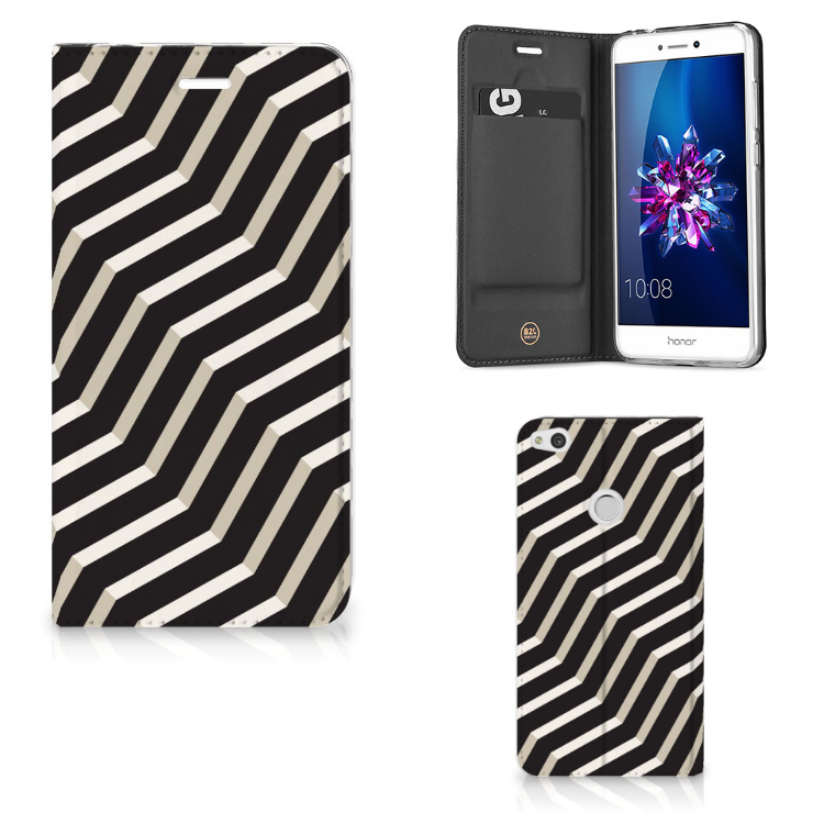 Huawei P8 Lite 2017 Stand Case Illusion
