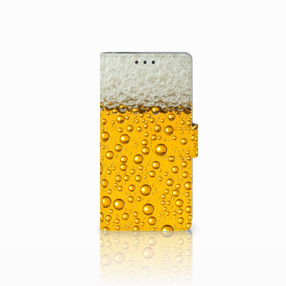 Sony Xperia X Performance Uniek Boekhoesje Bier