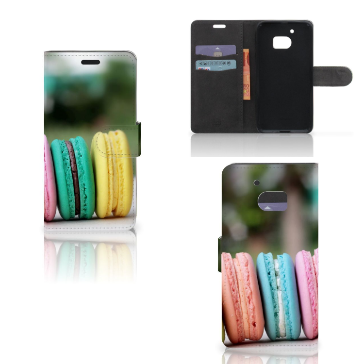 HTC 10 Book Cover Macarons