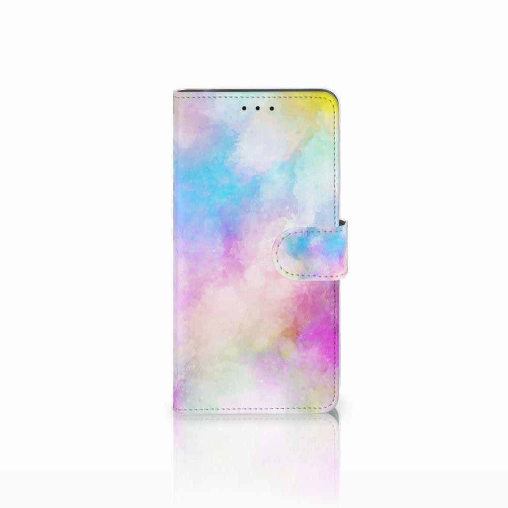 Hoesje Samsung Galaxy J6 Plus (2018) Watercolor Light