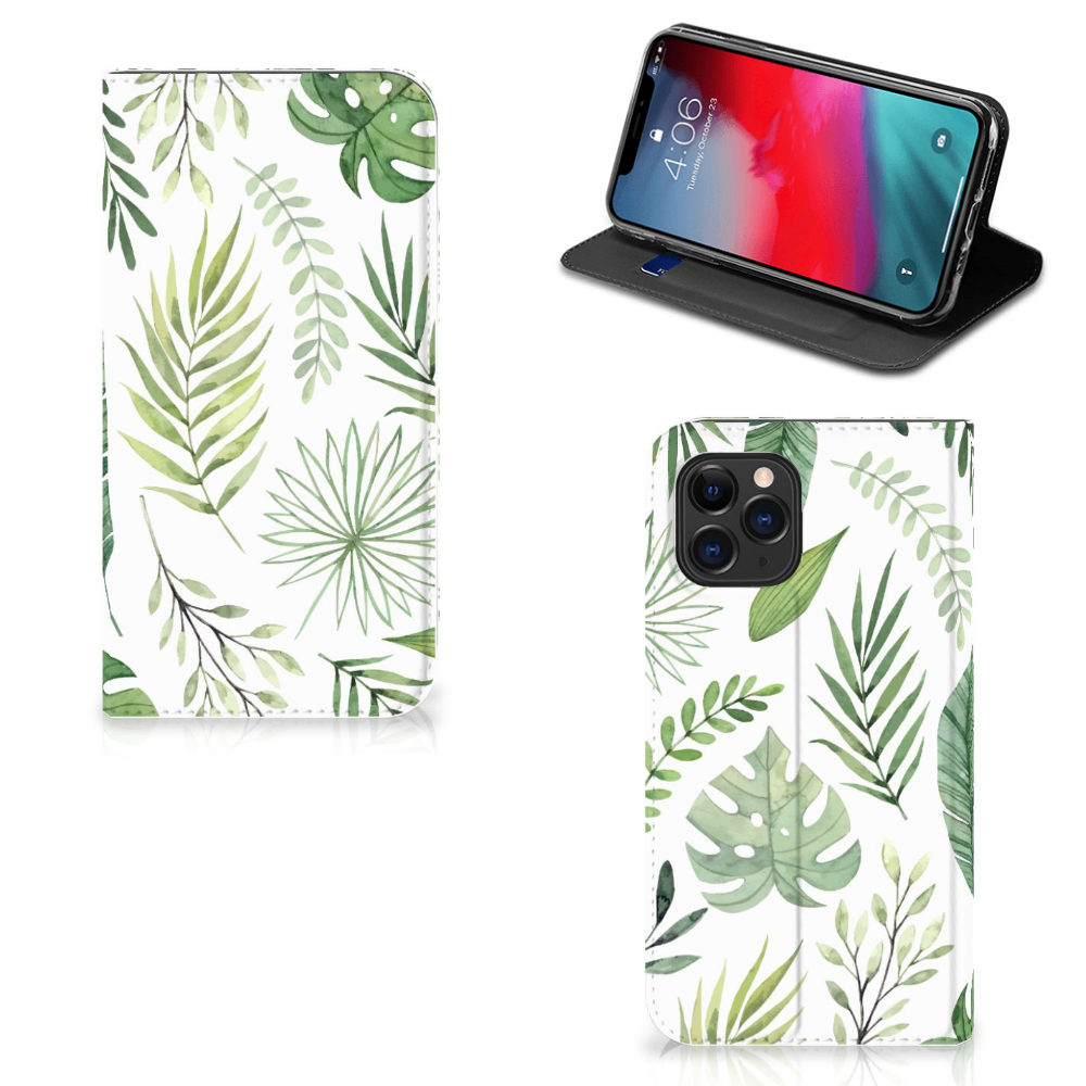 Apple iPhone 11 Pro Smart Cover Leaves