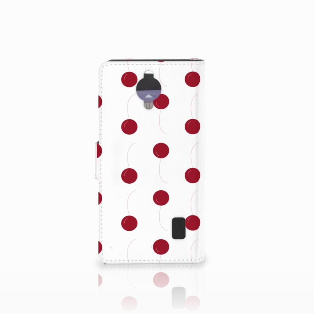 Huawei Y635 Book Cover Cherries