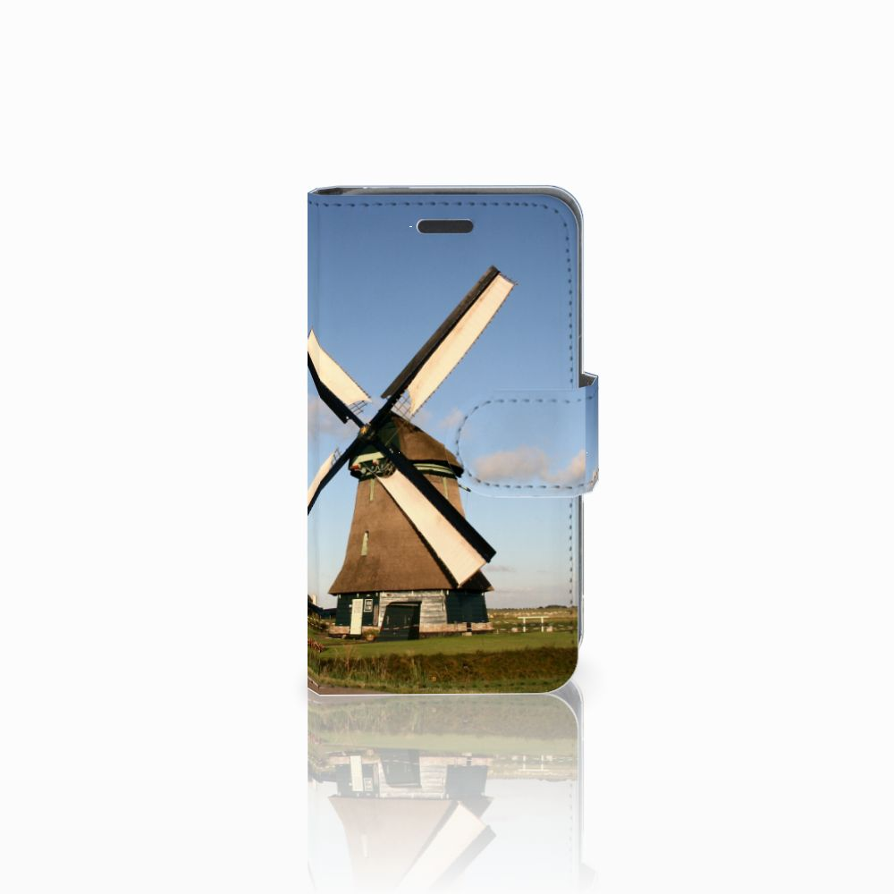Nokia Lumia 520 Uniek Boekhoesje Molen