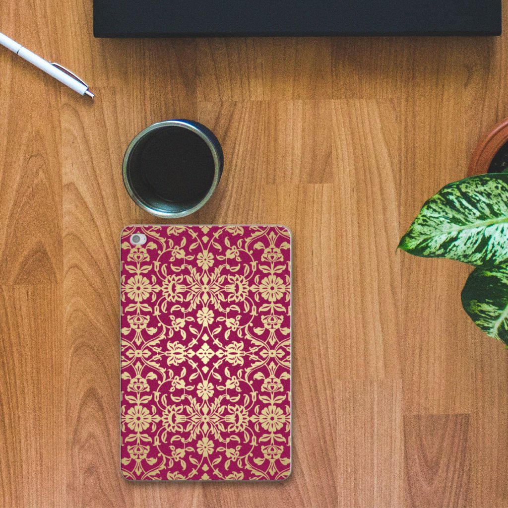 TPU Case Apple iPad Mini 4 | Mini 5 (2019) Barok Pink