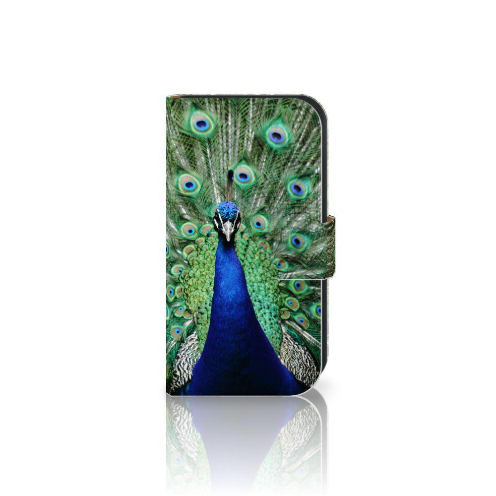 Samsung Galaxy Ace 4 4G (G357-FZ) Boekhoesje Design Pauw