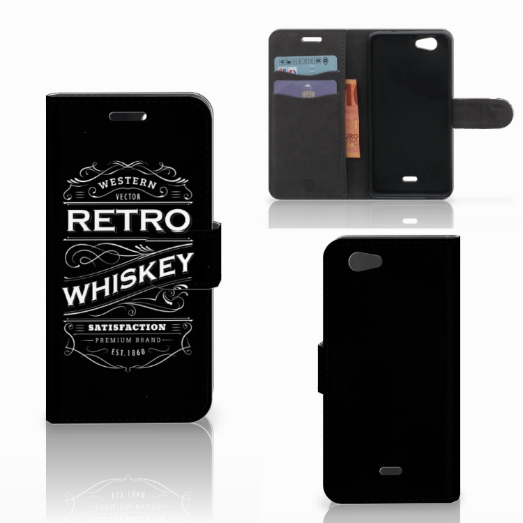 Wiko Highways Signs Book Cover Whiskey