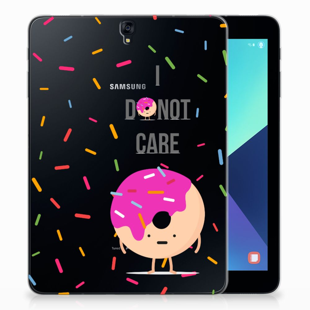 Samsung Galaxy Tab S3 9.7 Tablet Cover Donut Roze