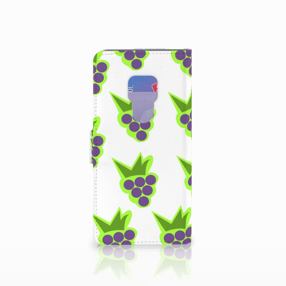 Huawei Mate 20 Book Cover Druiven