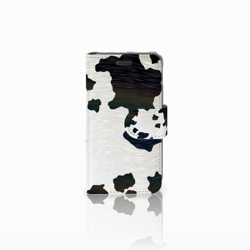 Nokia Lumia 520 Boekhoesje Design Koeienvlekken