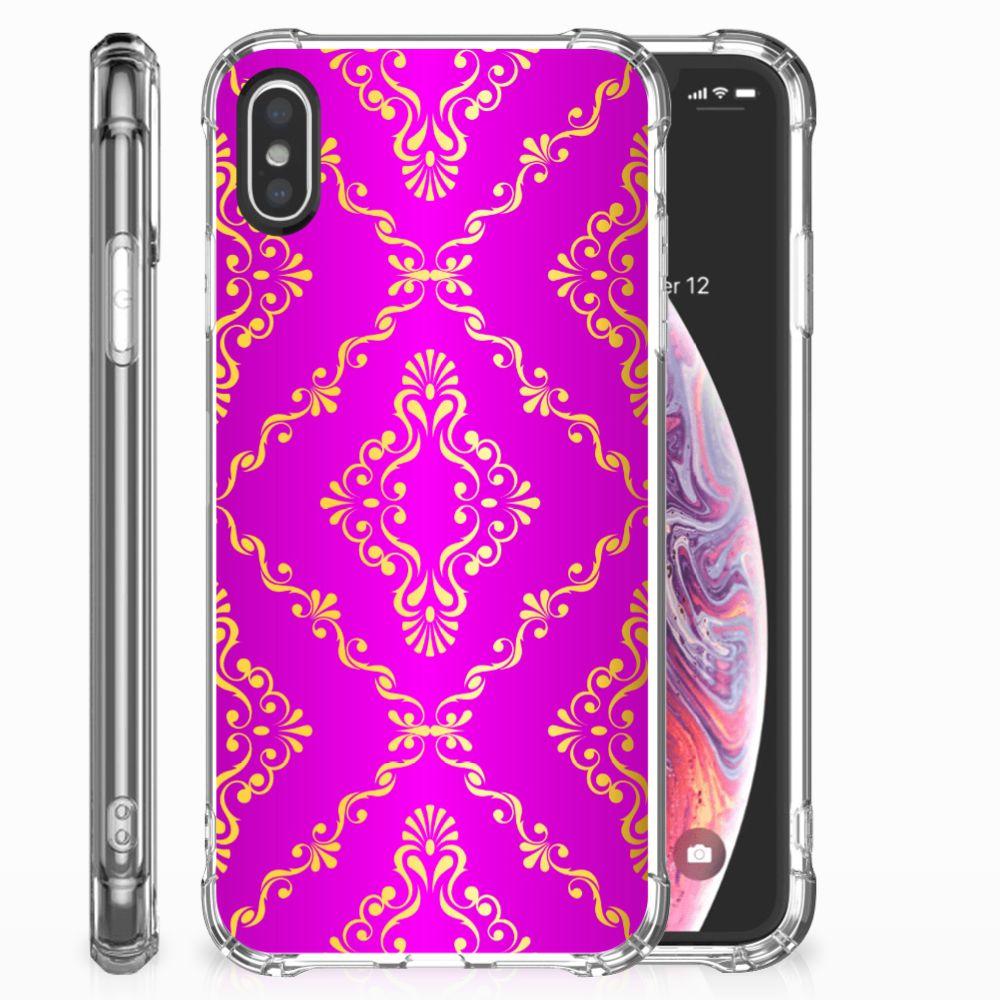 Anti Shock Case Apple iPhone X | Xs Barok Roze
